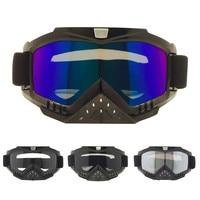 Men S Ski Goggles UV400 Big Lens Ski Mask Glasses Skiing Snowboard Eyewear Winter Windproof Snowmobile