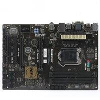 Used,BIOSTAR Hi Fi B85Z5 Desktop Motherboard Intel B85 LGA 1150 DDR3 32G SATA3 USB3.0,100% tested good