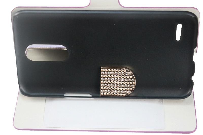 (3 styper) Högkvalitativt mode PU lyxigt flipläderfodral för LG - Reservdelar och tillbehör för mobiltelefoner - Foto 5