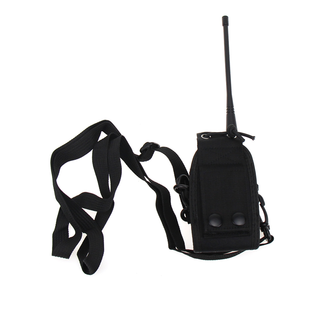 Multi function Two Way Radio Case Holder MSC 20A Bag For BAOFENG UV5R UV82 UV8D UV6 GT 3 in Walkie Talkie from Cellphones Telecommunications