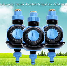 Newest Waterproof Automatic Water Timer Plastic Smart Electronic Garden Water Timer Watering Irrigation Controller System