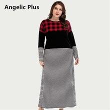 Plus Size Vintage Dress