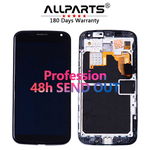 sale Tested 5.5''1280x720 LCD For MOTO X Display Touch Screen For Motorola XT1052 LCD XT1056 XT1058 XT1060 For MOTO X Display