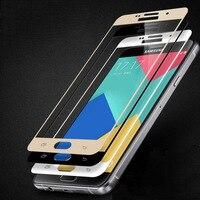 Volle Abdeckung Screen Protector Für Samsung Galaxy J8 J7 J4 J6 J5 J4 J3 2018 Gehärtetem Glas auf Für A3 a5 A7 2016 2017 Film