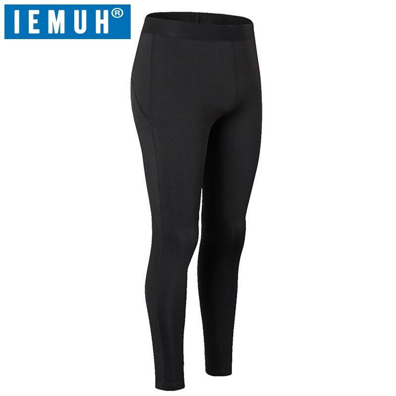 IEMUH Brand Long Johns  Autumn Winter Warm Pants Women Quick Dry Anti-Bacterial Stretch Warm Thermal Underwear Women Long Johns