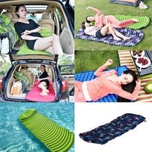 Car Travel Inflatable Rest Mattress