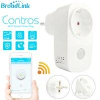 Broadlink Smart Home Wifi Smart Outlet Timer Plug Socket EU US 15A APP Wireless Remote Control