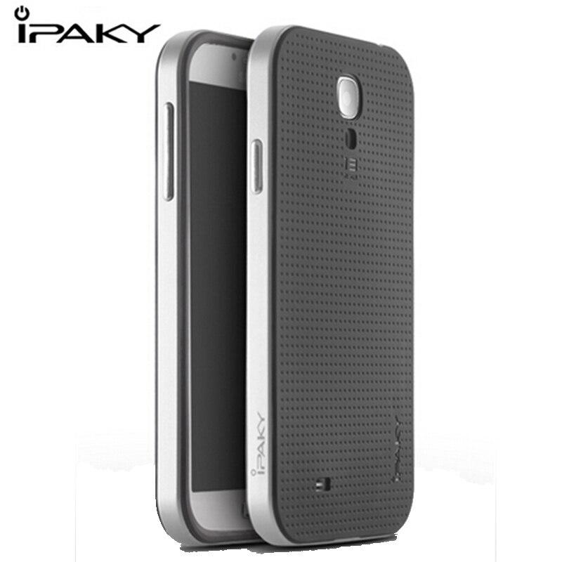 Para Samsung Galaxy Caso S8 Original IPAKY Marco de la PC de Silicona Cubierta P