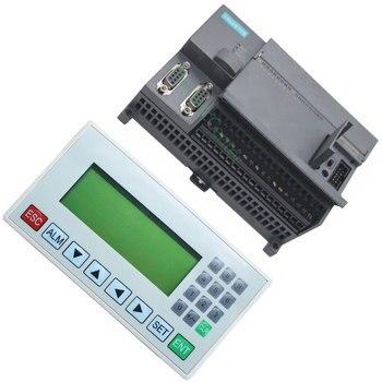 DVP14SS211R DELTA PLC בקר היגיון מתכנת DC24V 8 DI 6 DO ממסר עם כבל תכנות