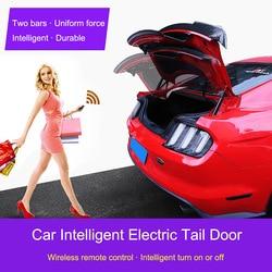 QHCP Auto Elettrica di Coda Porta di Sollevamento Prodotti e Attrezzature smart per il Controllo Remoto Sedile di Guida Tasto del Tronco di Controllo Accessori Per Ford Mustang 2015-2019