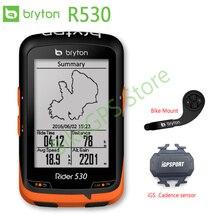 Bryton Rider 530 GPS Bicycle computer navigation Bike Speedometer Waterproof Bluetooth ANT iGPSPORT Speed Cadnece HR