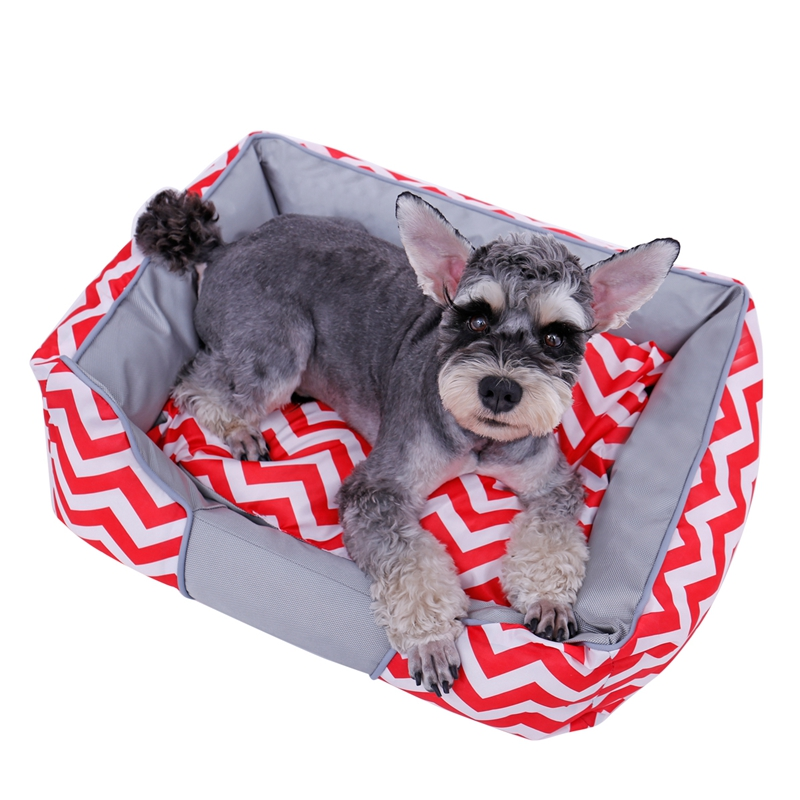 Pet Products Fashion Style Newest High Quality Luxury Pet Dog House Detachable Washable Pet Bed Foldable Nest Dog Kennel Room Non-slip Houses For Dogs Cats Houses, Kennels & Pens