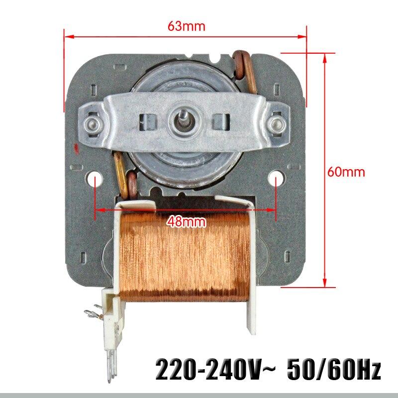 Oven Fan Motor MDT-10CEF