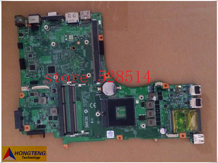 original for MSI GT663-417CS GT660 laptop motherboard MS-16F11 ms-16f1 ms16f11 ms16f1 100% Test ok