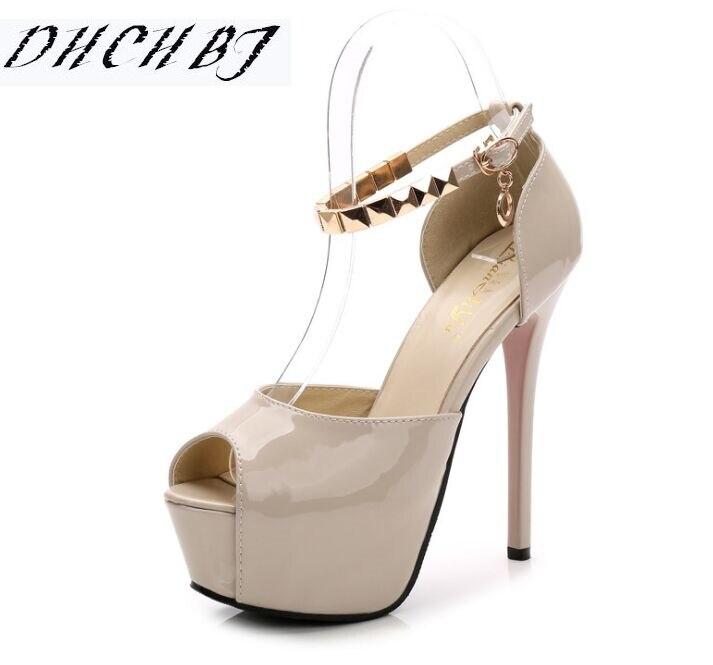 14cm 14cm Plataforma Cm Bombas Toe Mujer 14cm 2019 Nude 12cm Peep 12cm Alto Sexy Marca Altos 12cm Novia De La Tacones Boda Moda Zapatos Tacón 14 gPw558qS