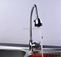 e_pak Kitchen Sink Torneira Cozinha Hot And Cold Mixer All Around Rotate Swivel 2 Function Water Outlet Tap Faucet KF93