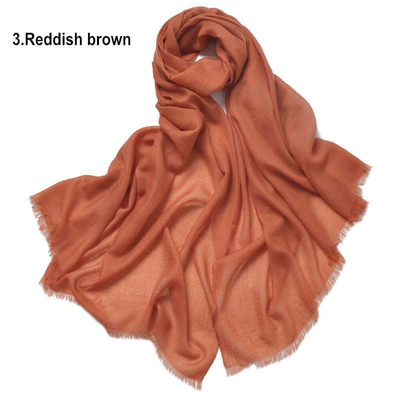 3. Reddish brown