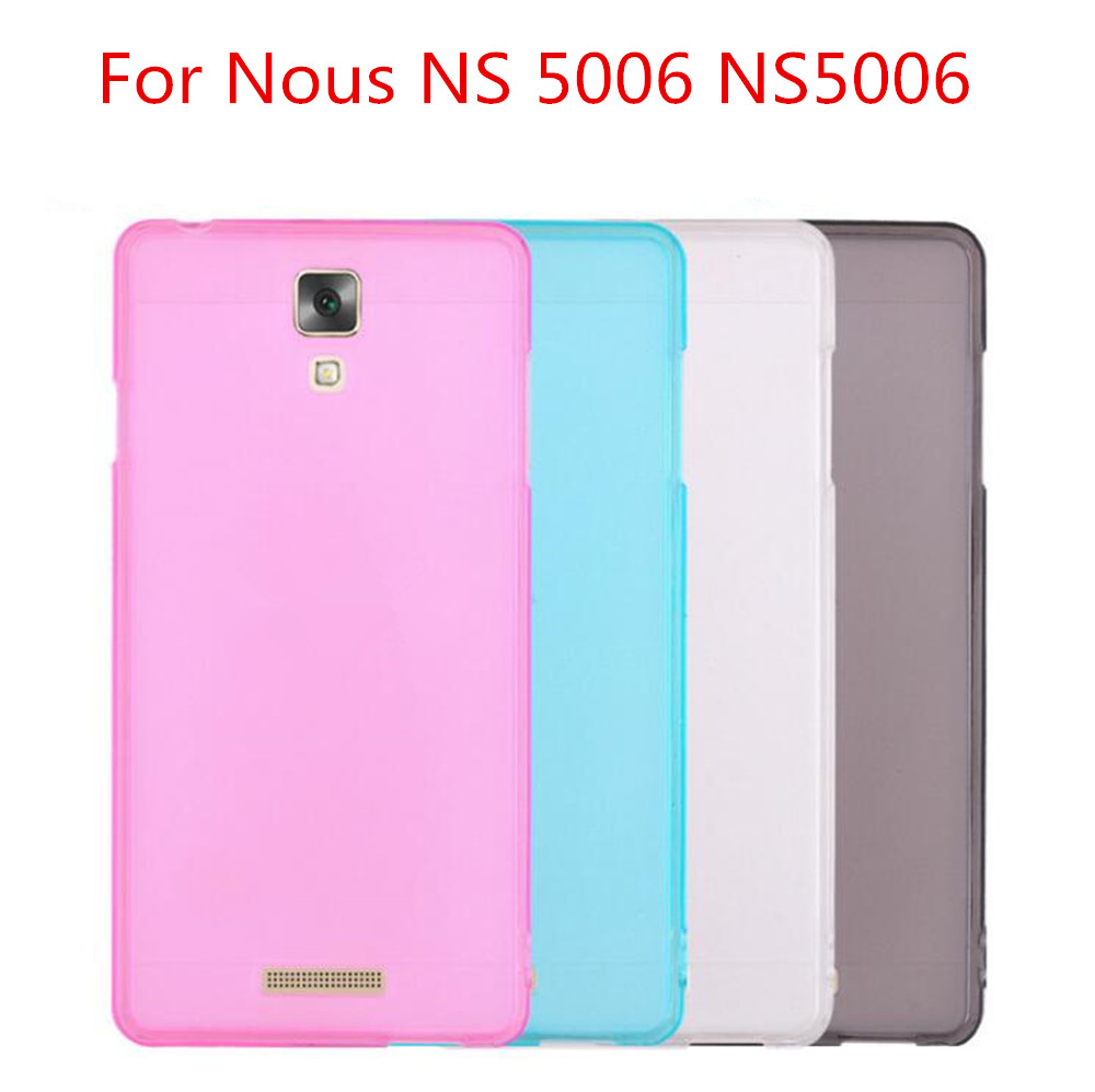 For <font><b>Nous</b></font> NS 5006 <font><b>NS5006</b></font> Silicone Case Cover Matte TPU Phone Case For <font><b>Nous</b></font> NS 5006 <font><b>NS5006</b></font> Soft Back Cover Case image