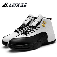 LEIXAG Autumn Men Basketball Shoes Sneakers Breathable Sports Trainers Shoes Men Outdoor Cheap Basketball Jordan Retro Shoes