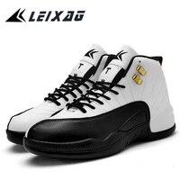 Leixag осень 2017 г. Для Мужчин's Баскетбольные кеды Спортивная обувь дышащие Спортивные кроссовки Для мужчин открытый дешевые Баскетбол Jordan туф...