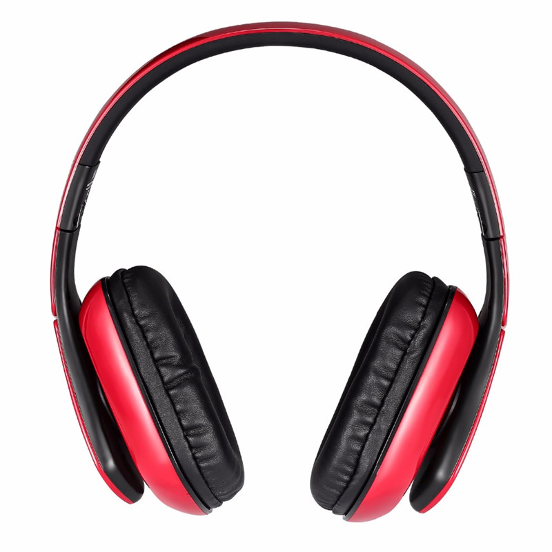 Wireless Bluetooth Headphone Kotion EACH Foldable Hifi Bass Stereo Game Headset casque LED light with Mic for Phone PS4 PC Gamer