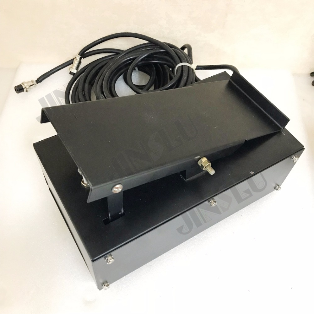 Foot Switch / Pedal For JASIC AC DC WSME-200 TIG-200P Tig Welding Machine wholesale price foot control pedal for welding machine