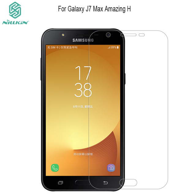 first rate 1fc6e 6f1cb US $11.97 |For Samsung Galaxy J7 Nxt Glass NILLKIN Amazing H Anti Explosion  9H 0.3mm Tempered Glass Screen Protector For Galaxy J7Nxt J701F-in Phone ...