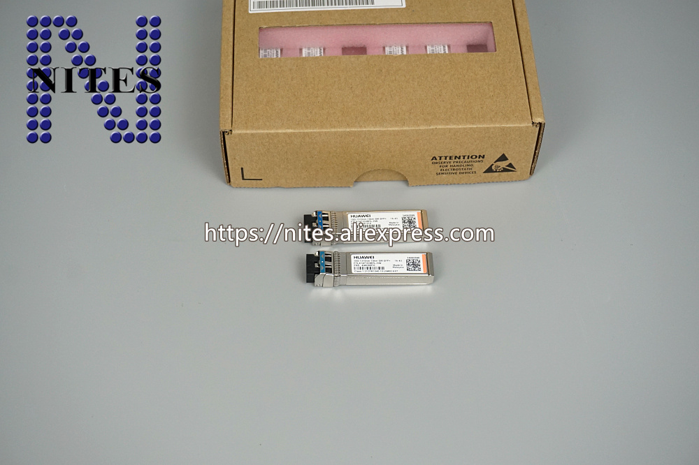 Hw Sfp Finisar Hua Wei Ftlx1471d3btl 10g-1310nm-10km-sm Sfp Transceiver Module With A Long Standing Reputation
