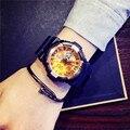 2016 Nueva Marca De Lujo de Los Hombres Del Ejército Militar Reloj de Cuarzo de Los Hombres LED Digital Reloj De Goma Relojes Deportivos Hombres Reloj Casual reloj