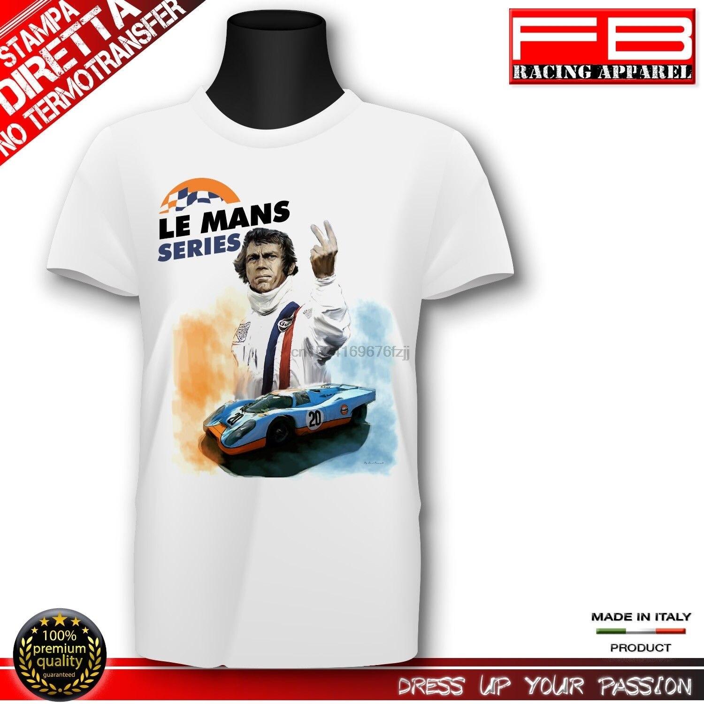 Race /& Retro Classic 1968 Le Mans GT40 Race T-Shirt