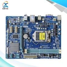 For Gigabyte GA-H61M-DS2 Original Used Desktop Motherboard H61M-DS2 For Intel H61 Socket LGA 1155 DDR3 Micro-ATX On Sale