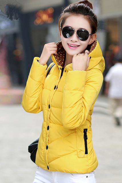 Mulher outono sólida zíper com capuz slim down casacos feminino inverno de grandes dimensões para baixo parkas senhora plus size quente para baixo outerwear