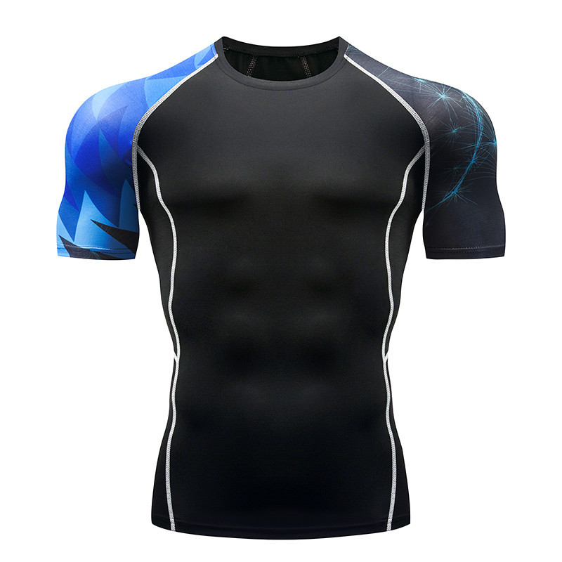 2019 new fashion summer superhero casual T shirt DYT 22 in T Shirts from Men 39 s Clothing
