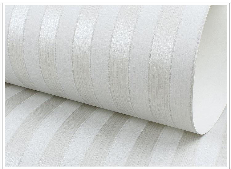 ФОТО Silver Grey Vertical Stripes Papel De Parede  listrado Fabric Wallpaper Modern Bedroom Brief  Wall Deco for office Classic