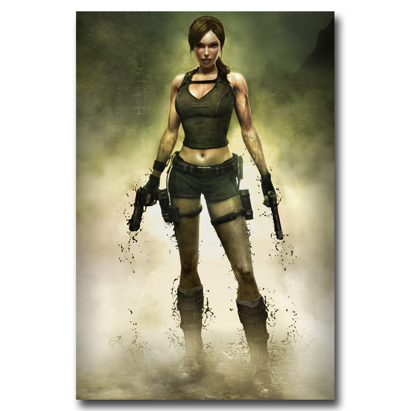 TOMB RAIDER UNDERWORLD MOSAIC NEW GIANT ART PRINT POSTER PICTURE WALL G048