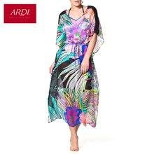 Платье пляжное из натурального шелка Ardi