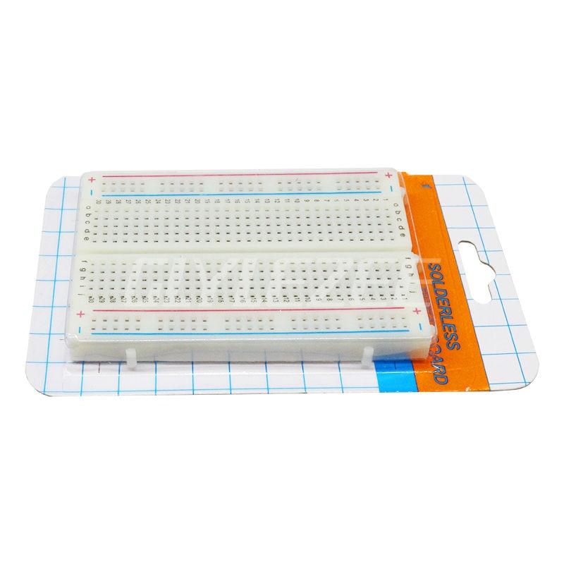 Point solderless bread board breadboard pcb test