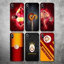 купить Yinuoda Galatasaray Team Derdiyok Phone Case Ndiaye For iPhone Case DIY Picture Soft TPU Cover X XR XS MAX 7 8 7plus 6 6S 5S SE по цене 209.07 рублей
