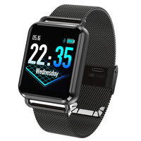 Fitness Running Q3 Smart Watch Men Women Heart Rate Waterproof Dynamic Blood Oxygen Pressure Pedometer Sports Mens Smart Watches