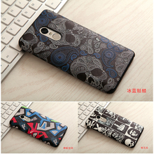 Case For Xiaomi Redmi Note 3 Cover 3D relief Cartoon TPU Soft vintage case For Xiaomi Redmi Note 3 Pro Ultra thin funda casing