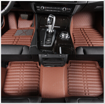 Special Carpets For Mitsubishi Lancer Ex 2017 Durable Waterproof Floor Mats 2010