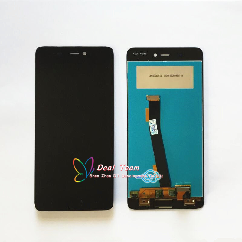 imágenes para De alta Calidad de Reparación de Piezas Nuevo Para Xiaomi Mi 5S Mi5S LCD Display + Touch Screen Reemplazo Digitalizador Teléfono Móvil