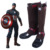 Capitán América 3: Guerra Civil Steve Rogers Cosplay Zapatos Botas de Combate Unisex Personalizado Envío Libre