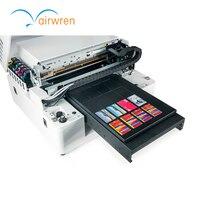 Быстрая доставка планшетный принтер A3 УФ печатная машина для силиконовый чехол для телефона кожа металл