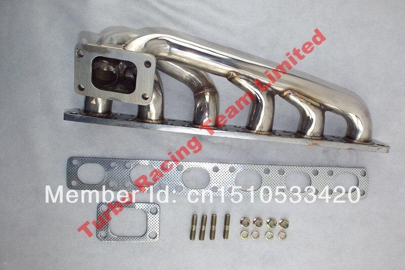 T3 гоночный турбо-зарядное устройство коллектор выхлопных газов 92-99 E36 325/328/323 M50/M52 l6