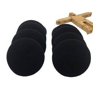 Image 5 - Imttstr Soft Foam Spons Oor Tip Cover Vervanging Oordopjes Covers Voor Sony DR BT101 Oortelefoon Mouw