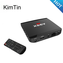 KimTin A95X R1 OS 6.0 Pental Core Mi CAJA Android TV Box 1 GB RAM 8G eMMC ROM HDMI 2.0 4 k H.265 Wifi Set Top Box PK V88 X96 X92
