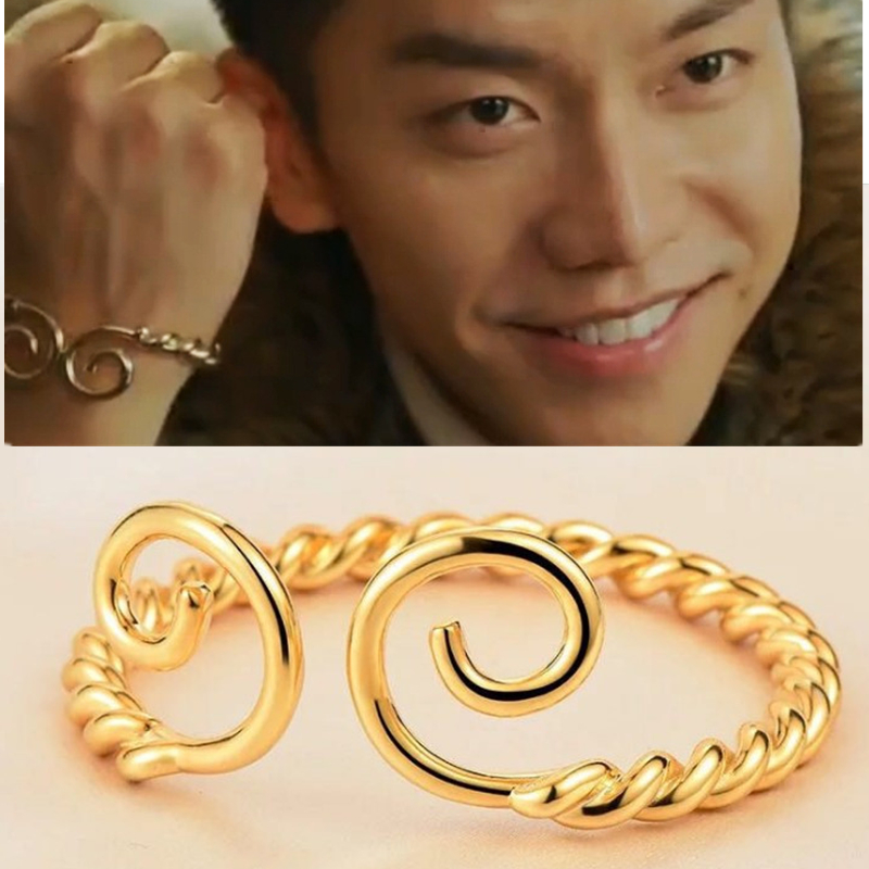 Korean TV Hwayugi Bracelet Cosplay Monkey King Bangle Lee Seung Gi Unisex Alloy Cosplay Accessories