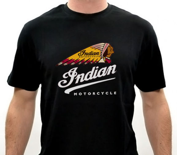 2017 Cool Men Cute New Indian Motorcycle Logo American