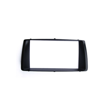 2 Din Car Radio Frame For Toyota Corolla 2003~2006 Frame Auto Stereo Panel Dashboard MP3 Player Fascias image